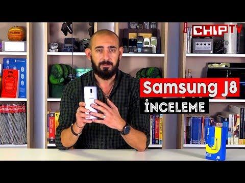 Samsung Galaxy J8 İnceleme - Orta Segment Akıllı Telefon