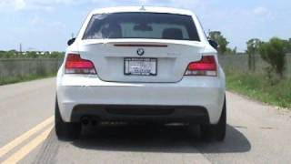 2008 BMW 135i launch with Nitto Drag Radials