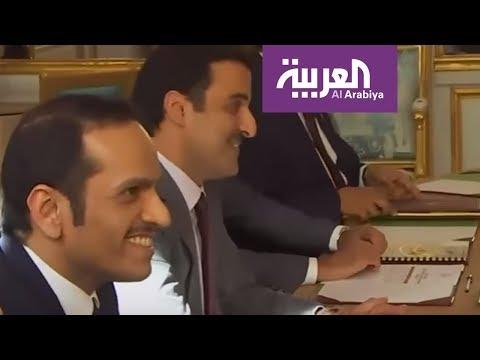 محاولات قطرية لعقد اجتماع بين الشيخ تميم ومنظمات يهودية