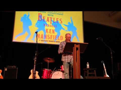 Beatles Apple Records Manager Ken Mansfield - Part 12