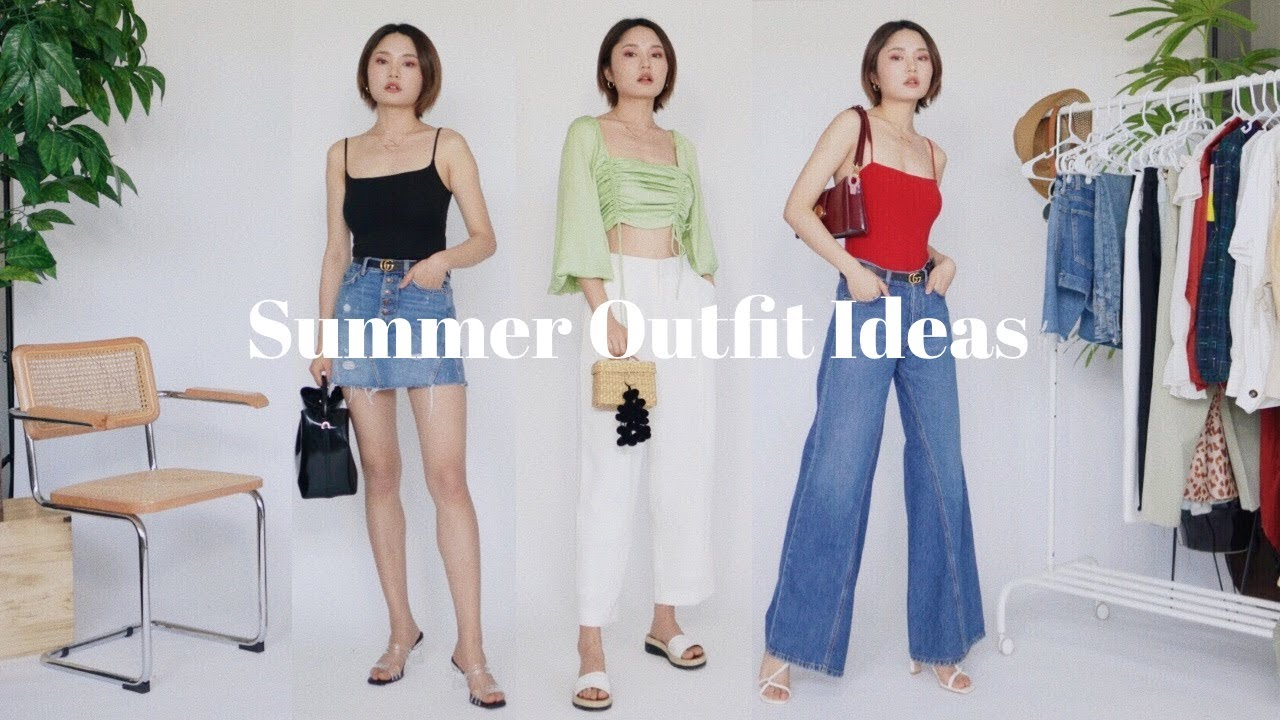 20套夏季穿搭灵感 / Summer Outfit Ideas /  ninido 4