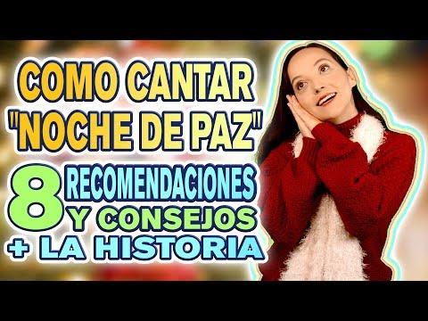COMO CANTAR NOCHE DE PAZ - CECI SUAREZ Clases de Canto