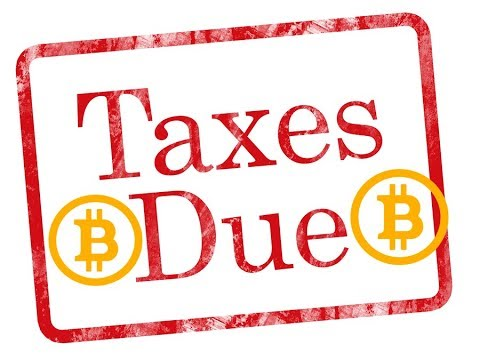 How are cryptocurrency trades taxed