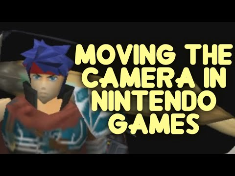 Moving the Camera During Wii/GameCube Games!