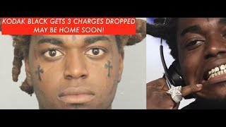 Kodak Black Gets 3 Charges From Home Raid Dropped, May Be Home Soon! TOP KODAK BLACK MOMENTS