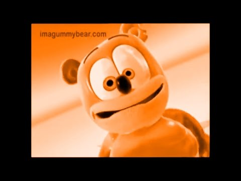 Gummibär Colors ORANGE Hebrew Gummy Bear Song