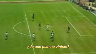 Goal of the Century by Diego Armando Maradona