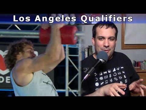 Los Angeles Qualifiers - American Ninja Warrior 9 Review