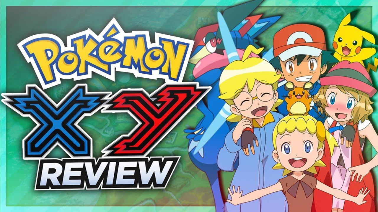 Download Pokémon XY Anime Review