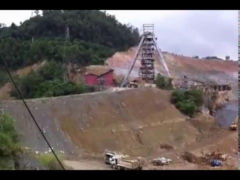Carmen Copper Corporation - South Lutopan Pit