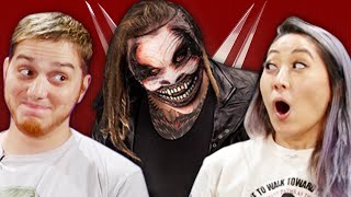 THE FIEND INVADES SMOSH GAMES | WWE2K20 Roster Reveal