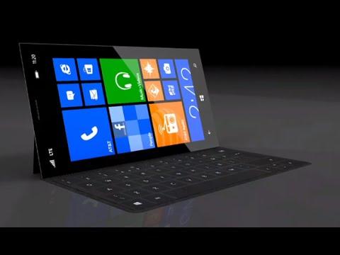 microsoft surface phone   leaked   youtube