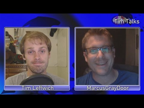 Tim Talks to Marcus LaPorte, Production Designer for Rooster Teeth