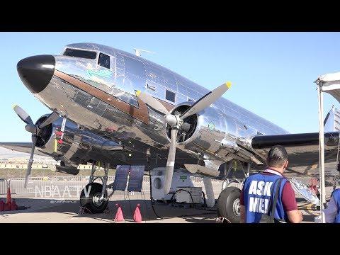 Business Aviation History on Display as NBAA's Celebrates 70th Anniversary