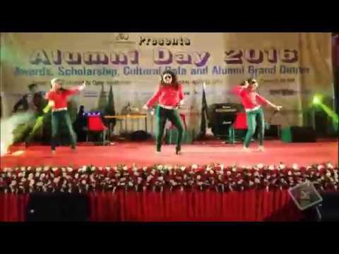 Bangla Dance - IUBAT University - Akash