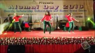 Bangla Dance - IUBAT University - Akash