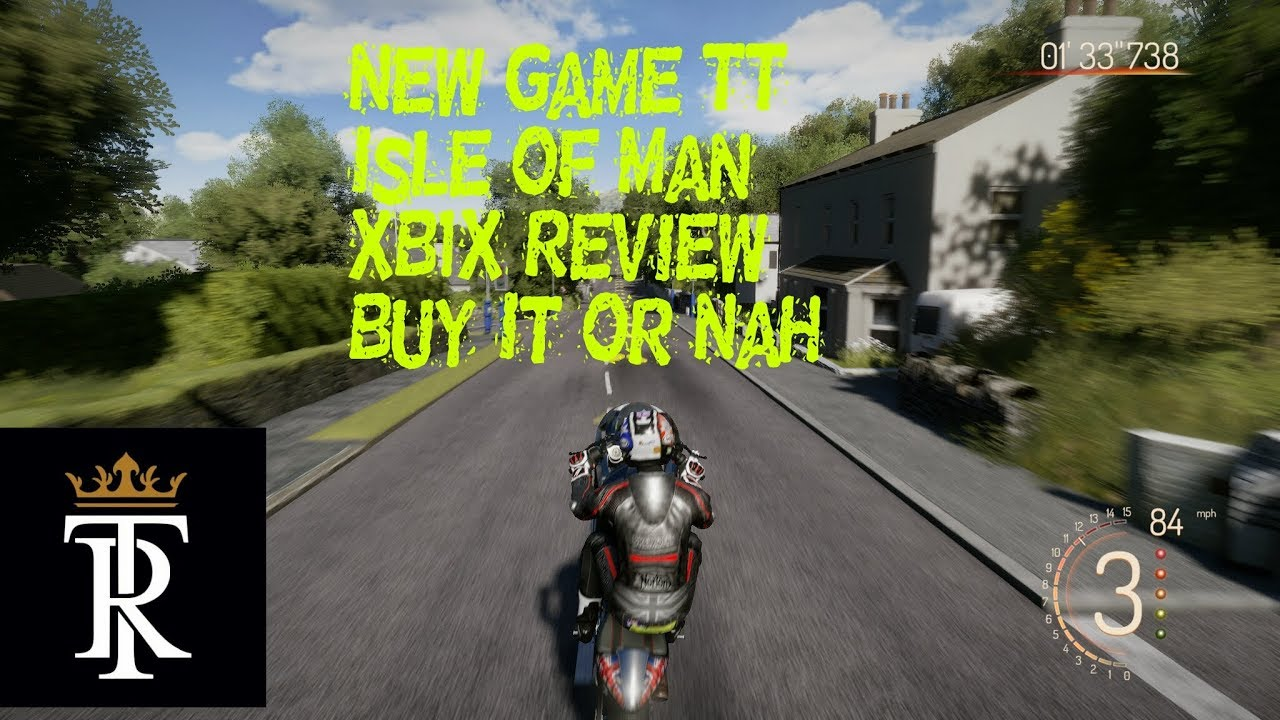 new game tt isle of man xbox one x review buy it or nah. Black Bedroom Furniture Sets. Home Design Ideas