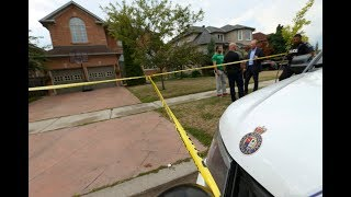 HOME INVASION: Man critical after being shot by masked men in Markham