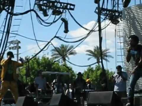 Coachella 2012: Childish Gambino x Kendrick Lamar x Danny Brown