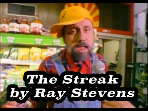 Ray Stevens  The Streak