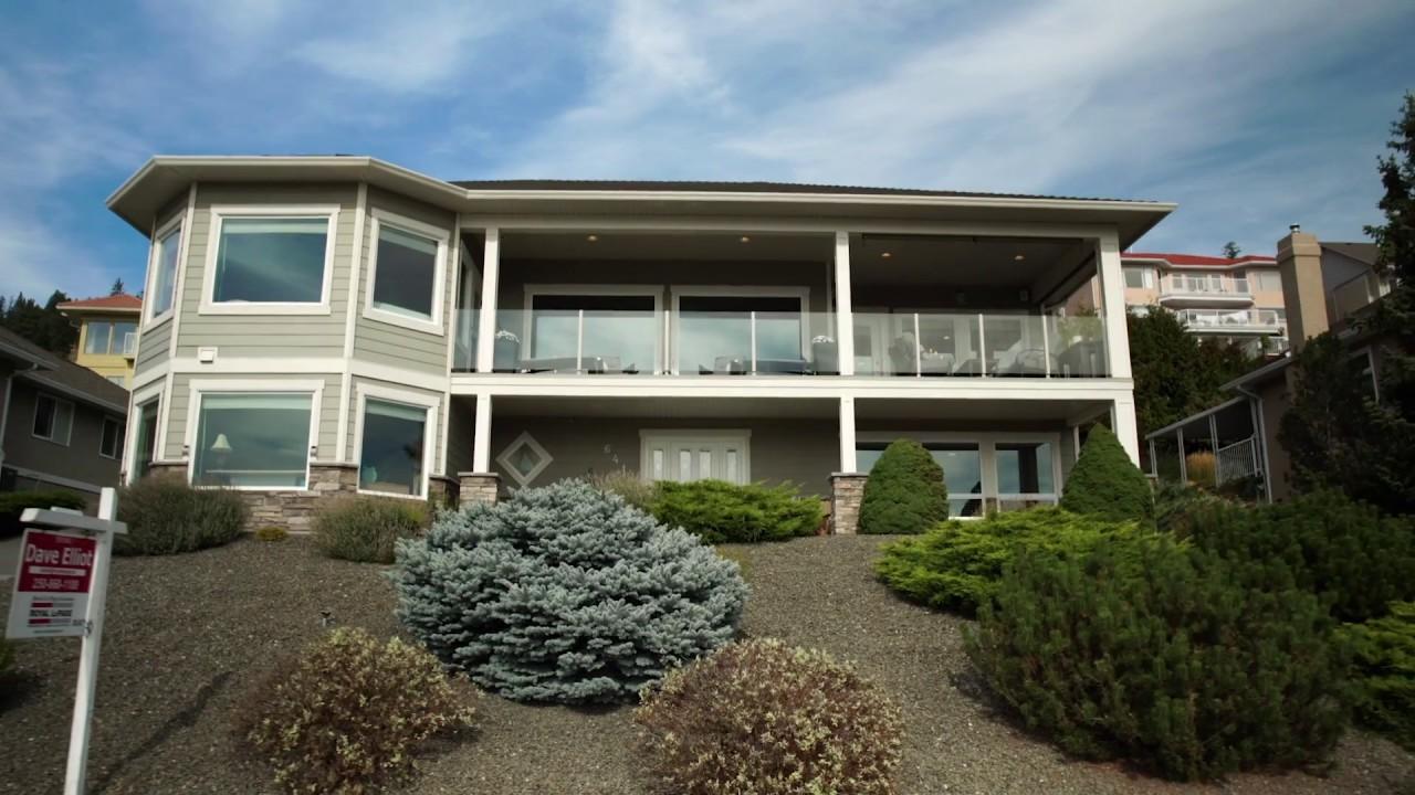Dream Home in Kelowna − 641 Royal View Drive, Kelowna, BC, V1Y 9K5