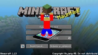 Milyen a Minecraft telefonon???