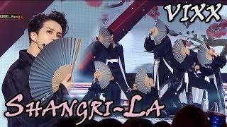 VIXX - Shangri-La(Remix ver), 빅스 - 도원경(리믹스ver) @2017 MBC Music Festival