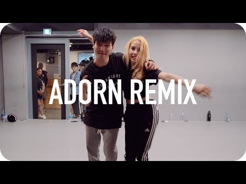 Adorn - Miguel ft.Wiz Khalifa / Shawn Choreography