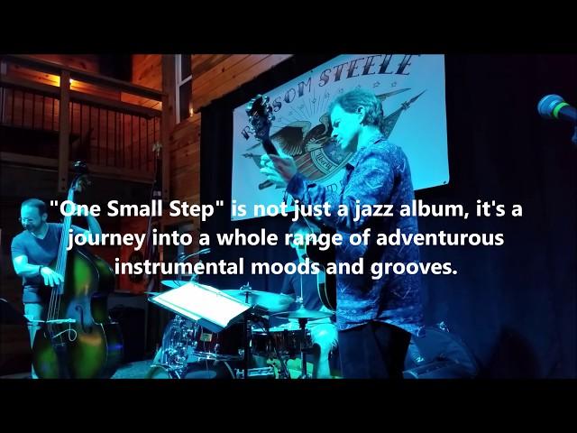 Dennis Winge One Small Step album announcement