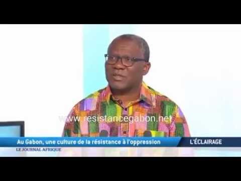 Gabon - culture de la resistance face à l'oppression