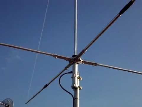 Antena vertical multibanda electril dxv303rr youtube for Antena 3 online gratis