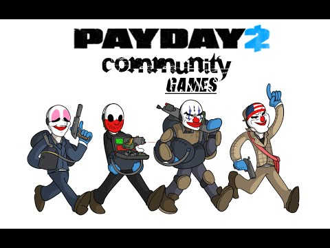 Payday 2 | Big Bank | DW + Thermite | Community I [GER]