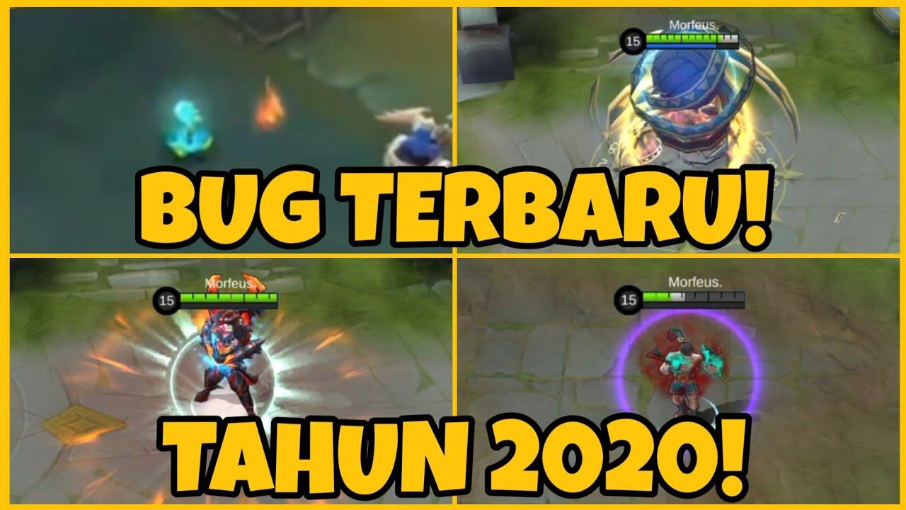 BUG MOBILE LEGENDS TERBARU 2020 PART 22
