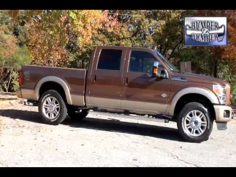 2011 ford f250 king ranch youtube. Black Bedroom Furniture Sets. Home Design Ideas