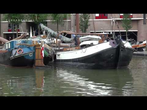 Sony DSC-HX20V test shots harbour Leuvehaven