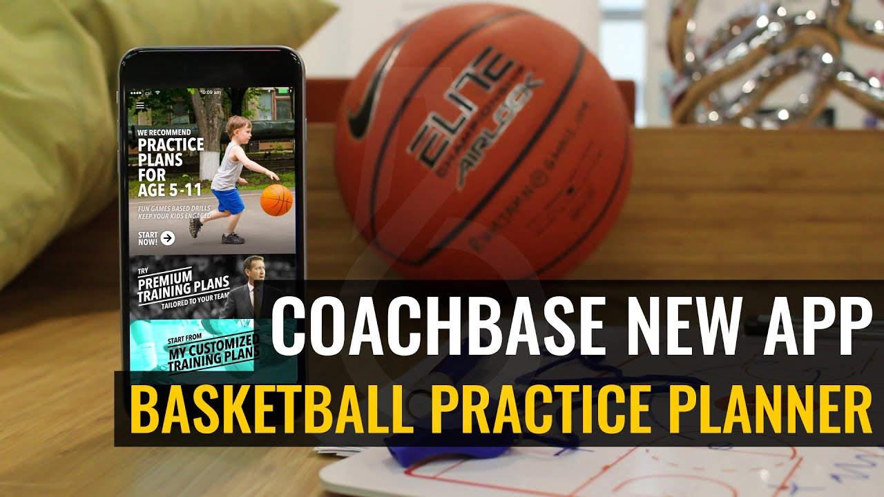 Introducing the basketball practice planner coachbase youtube introducing the basketball practice planner coachbase malvernweather Choice Image