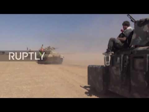 Iraq: Sharqat liberated as Iraqi Army continues Mosul advance
