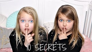 LAST to LAUGH Wins! 10 Secrets About Us