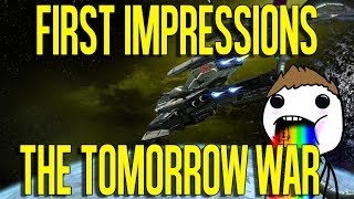 First Impressions | THE TOMORROW WAR [Live Gameplay]