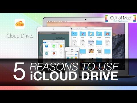 5 Reasons To Use iCloud Drive