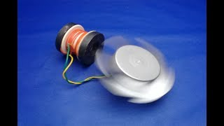 Free Energy Generator device Magnet with fan 100% || New Real Technology science Projects