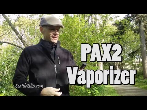 Using the Pax2 Dry Herb Vaporizer – in-depth Review