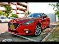 Nuevo Mazda 3 SKYACTIV 2015 en Colombia - Lanzamiento Oficial