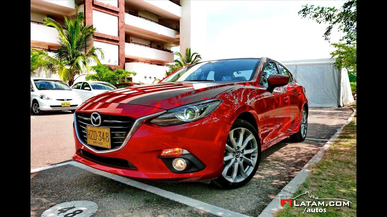 Nuevo Mazda 6 2018 >> Nuevo Mazda 3 SKYACTIV 2015 en Colombia - Lanzamiento ...