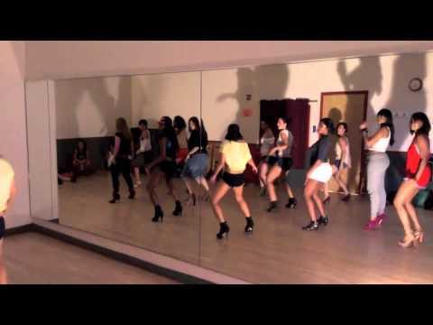 KONSHENS-STOP SIGN / BRUKWINE Dance Workout