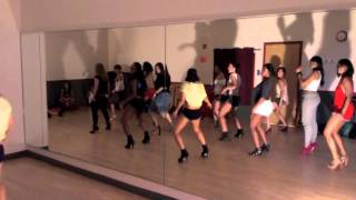 KONSHENS-STOP SIGN / BRUKWINE Dance Workout