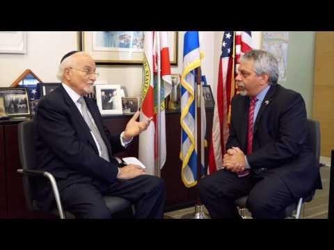 Entrevista con Consul General de Israel Lior Haiat (dec 2016)