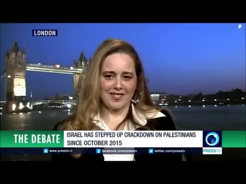Press TV - Hafsa Kara-Mustapha - Destroying a Zionist Puppet