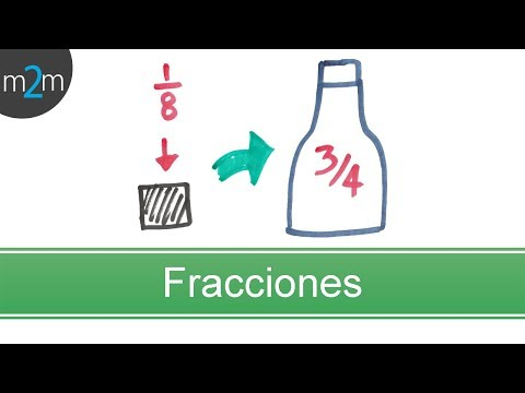 Problemas con fracciones │ ejemplo 1 from YouTube · Duration:  2 minutes 41 seconds