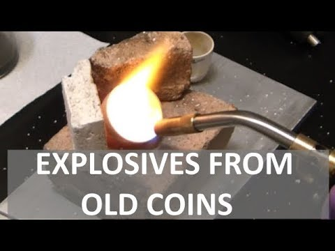 FUN with an OLD COIN! - Elementalmaker
